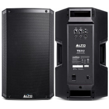 ALTO PROFESSIONAL TS312 4000w Total Peak Power PA Speaker System Pair $20 Instant Coupon Use Promo Code: $20-OFF