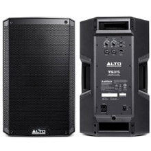 ALTO PROFESSIONAL TS315 4000w Total Peak Power PA Speaker System Pair $20 Instant Coupon Use Promo Code: $20-OFF