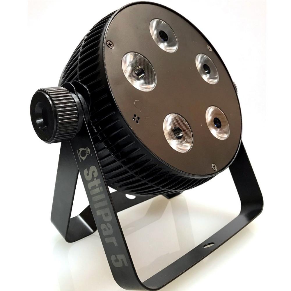 PROST LIGHTING STILLPAR 5 RGBAW+UV 5x18w Hex LED Wash Light $5 Instant  Coupon use Promo Code: $5-OFF