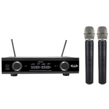 CAD GXLD2-HH Digital Dual Channel Dual Handheld Wireless Microphone System $5 Instant Coupon Use Promo Code: $5-OFF