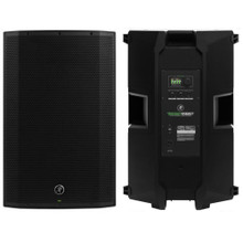 "MACKIE THUMP15BST 2600w Total Active Extended Bass Bluetooth 15"" PA Speaker System Pair $50 Instant Coupon Use Promo Code: $50-OFF"