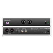 APOGEE ELEMENT 24 Thunderbolt 10 In / 12 Out Interface $20 Instant Coupon Use Promo Code: $20-OFF