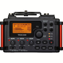 TASCAM DR-60DMKII 4 Track Linear PCM Field Recorder
