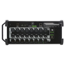 MACKIE DL16S Wireless Digital Live Sound Rackmount 16 Channel Audio Mixer with iPad Control App