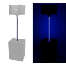 VOCOPRO GLOPOLE LP Rechargeable LED Lighted Speaker Pole Pair