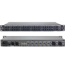 SAMSON SM10 Rackmount 10 Channel 2 Preamp Line Mixer $5 Instant Coupon Use Promo Code: $5-OFF