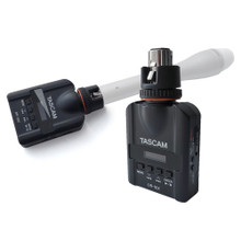 TASCAM DR-10X Portable Compact Cableless SD Digital Recorder