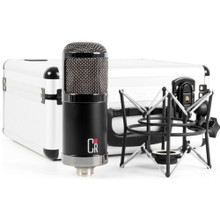 MXL CR89 Black Chrome Low Noise Large Diaphragm Condenser Microphone $5 Instant Coupon Use Promo Code: $5-OFF