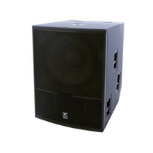 "YORKVILLE ELITE ES21P 3600w Peak Active 21"" Black Ultrathane Paint Sub-Woofer"