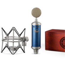 BLUE MICROPHONES BLUEBIRD SL Large Diaphragm Studio Mic with Built-in Filter & Pad