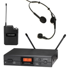 AUDIO TECHNICA ATW-2110BI/PRO-8HECW  Wireless Headset System $20 Instant Coupon Use Promo Code: $20-OFF