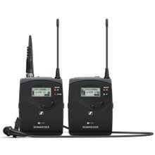 SENNHEISER EW 112P-G4 Dual Bodypack Lavalier Wireless System with Camera Hotshoe