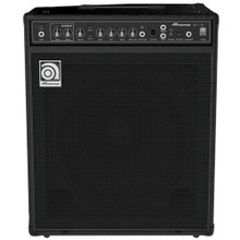 AMPEG BA-115V2 Compact Bass Combo Amplifier with Built-in Bass Scrambler Overdrive $10 Instant Coupon use Promo Code: $10-OFF