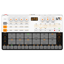 IK MULTIMEDIA UNO DRUM Polyphonic Sensitive Pad Analog Sequencer $5 Instant Coupon Use Promo Code: $5-OFF
