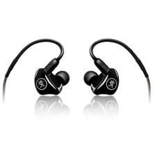 MACKIE MP-240 IEM Dual Hybrid Driver Personal Monitors with Tips and Case $5 Instant Coupon Use Promo Code: $5-OFF