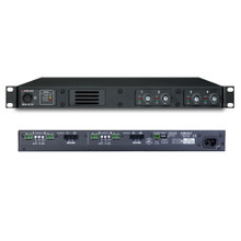 Ashly SRA-4150 4 Channel x 150w Install Power Amplifier