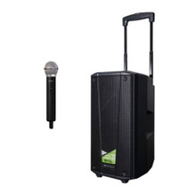 dB TECHNOLOGIES B-HYPE M HT Portable Battery Powered Wireless Handheld Mic PA Speaker System $20 Instant Coupon Use Promo Code: $20-OFF