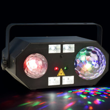VOCOPRO DJ-SMART-LIGHTSHOW 5 in 1 Multi FX Lighting with Wireless Remote $5 Instant Coupon Use Promo Code: $5-OFF