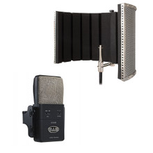 CAD E100S Large Diaphragm Supercardioid Studio Mic with FREE AS22 Acousti-Shield Enclosure Good Thru 8/31 $5 Instant Coupon use Promo Code: $5-OFF