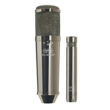 CAD GXL3000BP Large Diaphragm Studio Mic with FREE GXL1200BP Good Thru 8/31 $5 Instant Coupon use Promo Code: $5-OFF