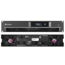 DYNACORD L1300FD-US 2 x 650w DSP Rackmount Power Amplifier $10 Instant Coupon Use Promo Code: $10-OFF