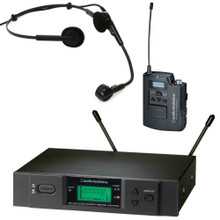 AUDIO TECHNICA ATW-3110BC / PRO-8HECW Wireless Headset Mic System
