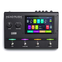 "HEADRUSH GIGBOARD Multi-FX Board Guitar Processor with 7"" Touch Display $20 Instant Off Use Promo Code: $20-OFF"