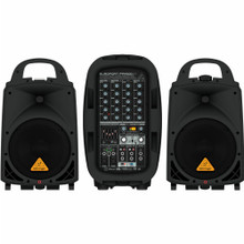 BEHRINGER PPA500BT 6 Channel 500w Compact Bluetooth PA System $10 Instant Coupon Use Promo Code: $10-OFF