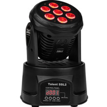 TALENT SSL2 Mini LED RGBW 7x10w Moving Head Fixture $5 Instant Coupon Use Promo Code: $5-OFF