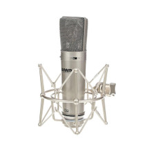 WARM AUDIO WA-87 Large Diaphragm Condenser Nickel Studio Microphone