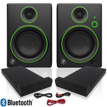 "MACKIE CR5BT Bluetooth 5"" Active Home Studio Monitor Pair $5 Instant Coupon Use Promo Code: $5-OFF"