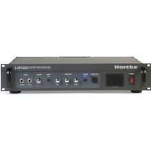 HARTKE LH500 Classic 500w 12AX7 Tube Rackmount Bass Amplifier $20 Instant Coupon Use Promo Code: $20-OFF