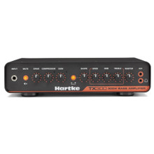 HARTKE TX300 Compact Lightweight 300w Tube Pre-Amp Bass Amplifier