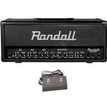 RANDALL RG1003H 3 Channel 100W High Gain FET Solid State Guitar Head Amplifier