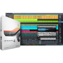 PRESONUS STUDIO ONE 4.5 Professional Edition DAW Boxed Software