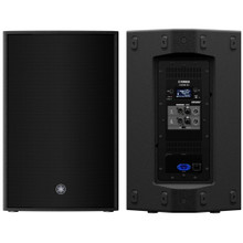 YAMAHA DZR12 Lightweight 4000w Total Active PA Speaker System Pair $100 Instant Coupon Use Promo Code: $100-OFF