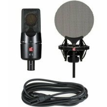 SE ELECTRONICS X1S VOCAL PACK Microphone, Pop Filter, Shockmount and Cable $5 Instant Coupon Use Promo Code: $5-OFF