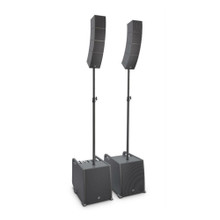 LD SYSTEMS CURV 500 PS Linear Array 3680w Total Peak Bluetooth PA Speaker System Pair $50 Instant Coupon Use Promo Code: $50-OFF