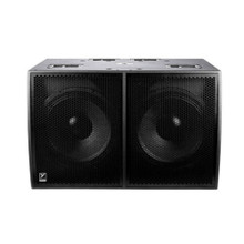 "YORKVILLE SA221S Synergy Series 17000w Peak Active 2 x 21"" Sub-Woofer"