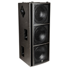 "YORKVILLE SA315S Synergy Series 13000w Peak Active 3 x 15"" Sub-Woofer"