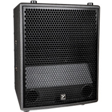 "YORKVILLE SA153 Synergy Series 5000w Peak Active 15"" Co-Axial Full-Range Speaker Cabinet $150 Instant Coupon Use Promo Code: $150-OFF"