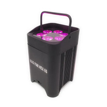 JMAZ MAD PAR HEX 6S Battery Powered Rechargeable UpLight with IR Remote $5 Instant Coupon Use Promo Code: $5-OFF