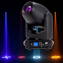 ADJ FOCUS SPOT 4Z Intelligent LED Motorized Moving Head Fixture $50 Instant Coupon Use Promo Code: $50-OFF