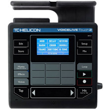 TC HELICON VOICELIVE TOUCH 2 Stand Mount Vocal Harmony and Effects Looper
