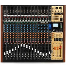 TASCAM MODEL 24 All-in-One Mixing Studio: Mixer/Interface/Recorder with USB & Bluetooth