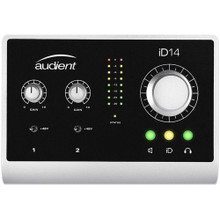 AUDIENT iD14 10-In / 4-Out Desktop Audio Interface