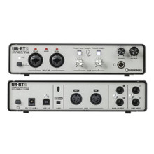 STEINBERG UR-RT2 USB MIDI Rupert Neve Recording Interface with Software