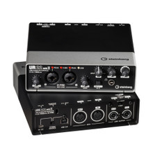 STEINBERG UR22MKII USB MIDI Recording Interface with Software