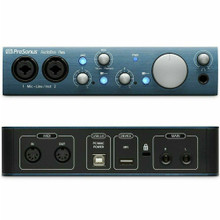 PRESONUS AUDIOBOX iTWO 2x2 Advanced USB/iPad/MIDI Recording Audio Interface