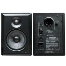 "KURZWEIL KS-50A 120w Total Active 5"" Studio Monitor Pair"
